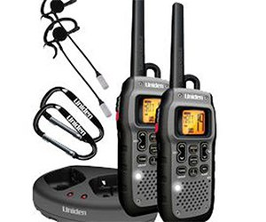 Uniden Submersible Gmr5089-2ckhs 50 Mile GMRS / FRS Two-Way Radios
