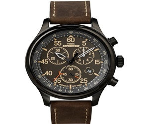 Timex Men's Expedition Chronograph Outdoor Watch