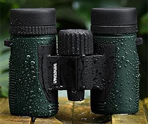 Wingspan Optics 8X32 Naturesport Compact Waterproof Binoculars