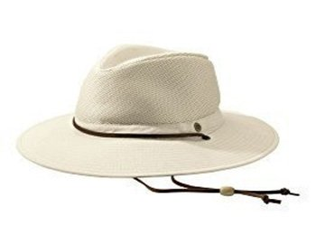 Coolibar Upf50 + Men's Sun Protective & Ventilated Hat