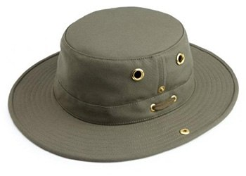 T3 Tilley Endurables Canvas Hat
