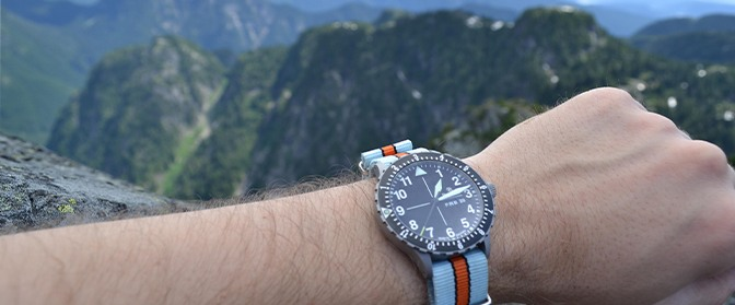 best watches for mountaineering