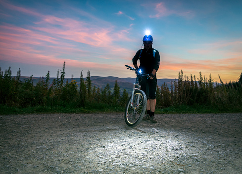 Cycling Tips for Beginners For Riding In The Night